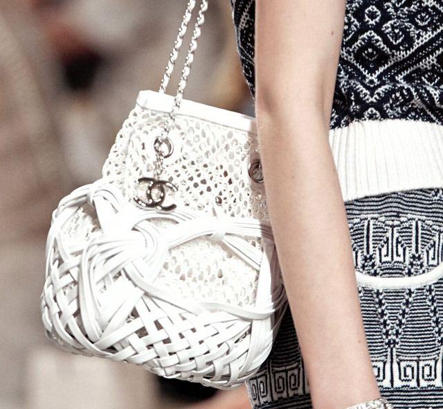 Chanel Cruise 2014 Handbag Detail
