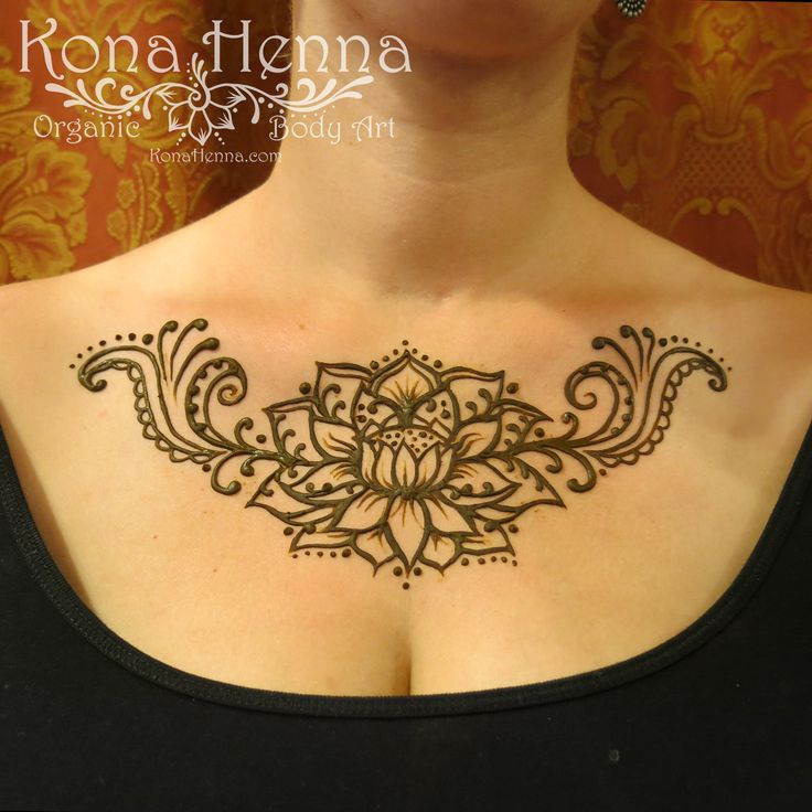 17 Best Images About Kona Henna  Chest On Pinterest