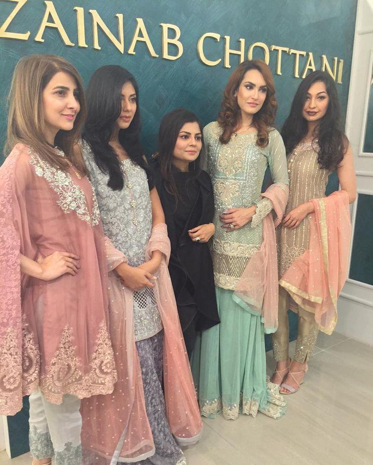 Zainab Chottani                                                                                                                                                      More
