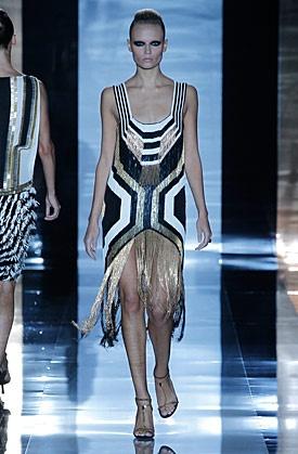 Gucci ss 12: Summer 2012, 2012 Collection, Deco Dresses, Gucci Ss, Art Deco