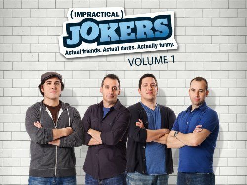 #Amazon: Impractical Jokers - Season 1 [HD] only $4.99 (Amazon Instant Video 17 episodes) #LavaHot http://www.lavahotdeals.com/us/cheap/impractical-jokers-season-1-hd-4-99-amazon/60237