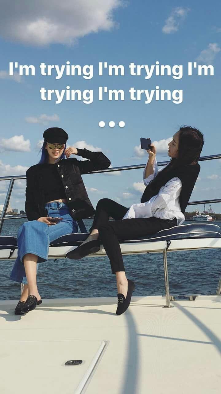 170912 Jessica & Irene Kim updated Instagram Story: