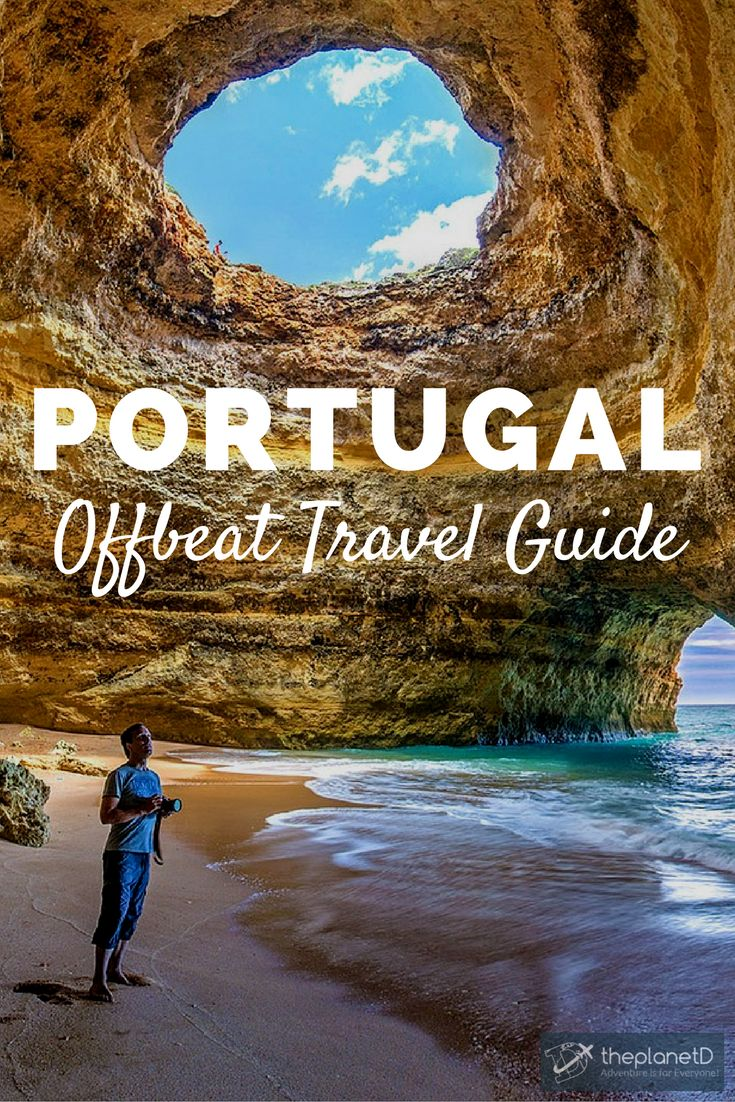 Amazing places in Portugal that no else knows about. This guide includes offbeat destinations that go beyond the usual allure of Lisbon, Porto and the Algarve. From beaches and islands in the Azores to hiking through local villages in Comporta, the places included in this guide make for the perfect offbeat Portugal itinerary. | Blog by the Planet D #Portugal