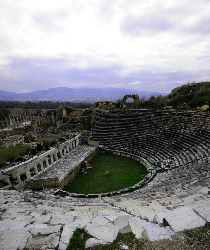 Theatre Afrodisias, Aydın Turkey