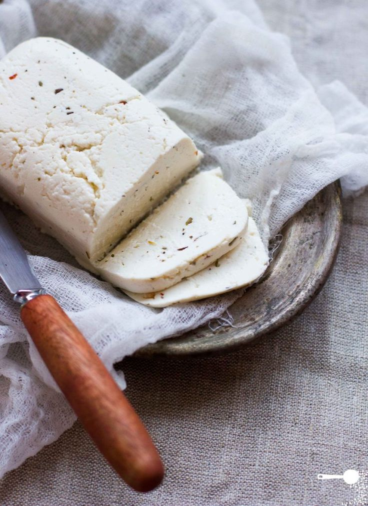 Homemade Haloumi Cheese from: http://wholesome-cook.com/2012/07/18/homemade-haloumi-cheese-in-an-hour/#