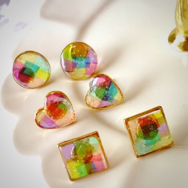 色々な色, Rainbow ones. ❤