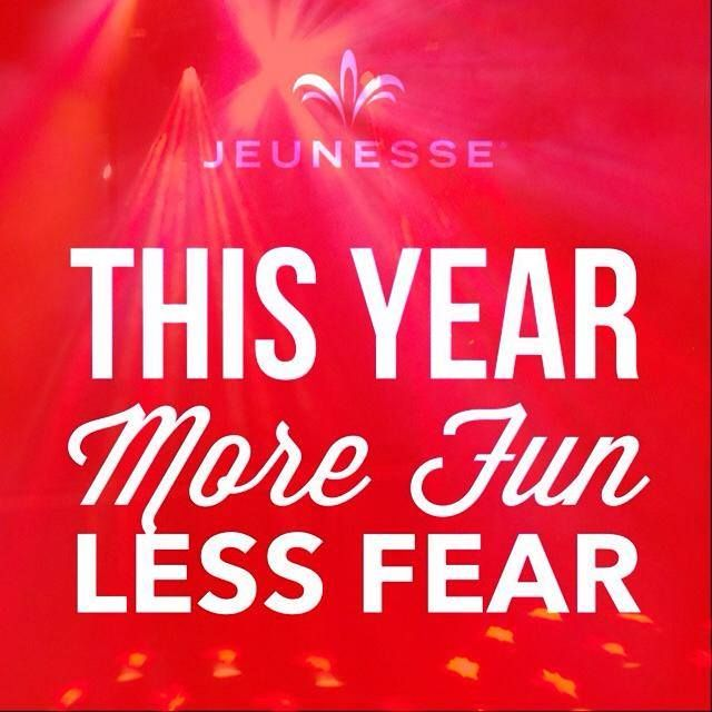 If we want to live the life of our dreams we must live courageously. #Jeunesse