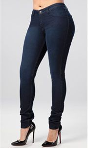 PZI Jeans - fit your curves and they have extra long lengths!