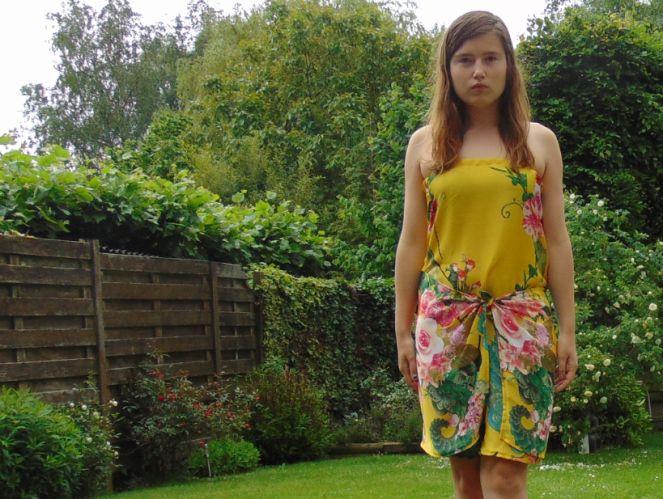 kitsune dress - Charlotte Kan, made by xcocolienx.wordpress.com
