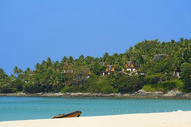 Brad Pitt and Angelina Jolie's luxury Thailand resort is worth a look