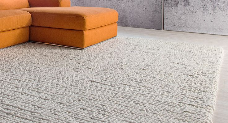 'Links' Floor Rug from Nick Scali. A hand-woven rug with a weaved pattern, made from 100% wool links floor rug.  Ivory or Grey 200cm (w) x 280cm (d) 300cm (w) x 350cm (d) Price??