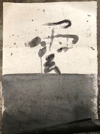 Hatano Wataru at Le sentiment des choses art and antiques gallery