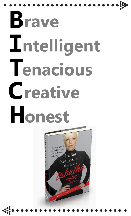 Redefined by Tabatha Coffey.  From her new book.