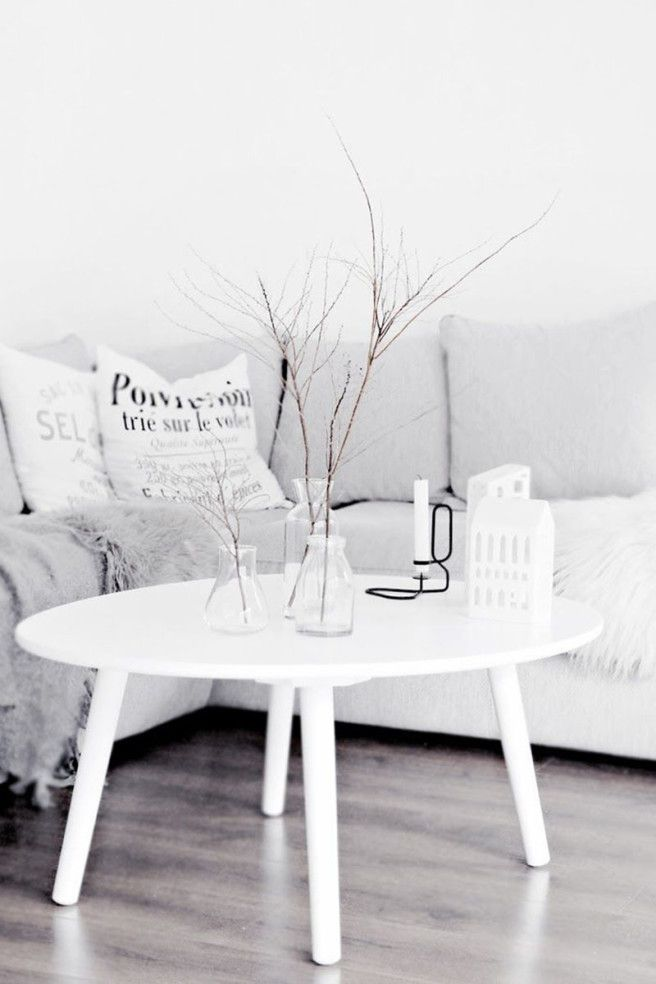 living estilo minimalista