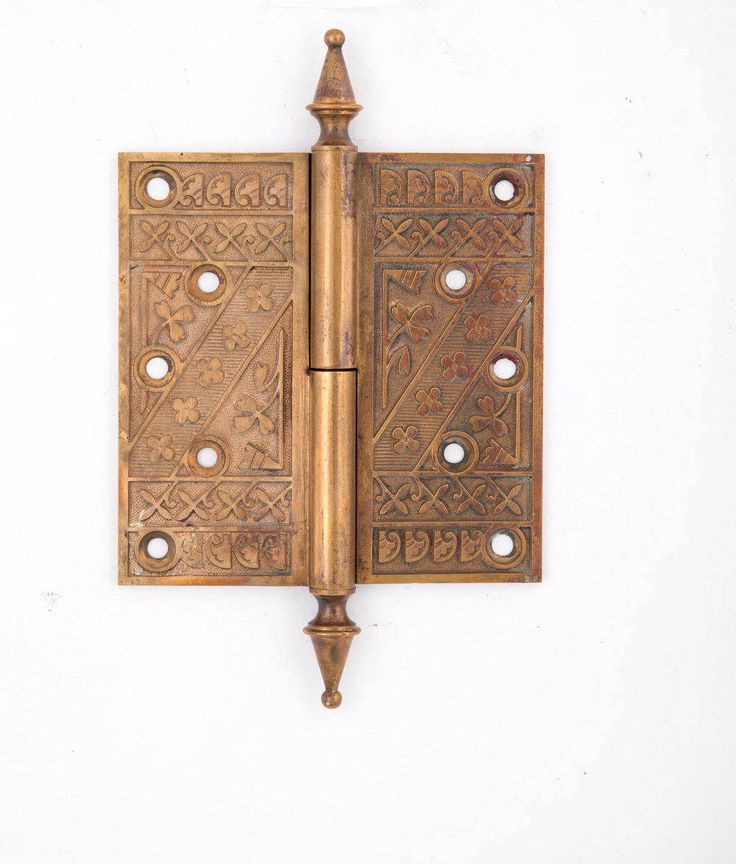 Victorian Antique Lift Off Hinges 531273 by CharlestonHardwareCo on Etsy