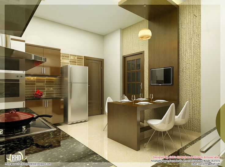 Interior House Designs In Kerala