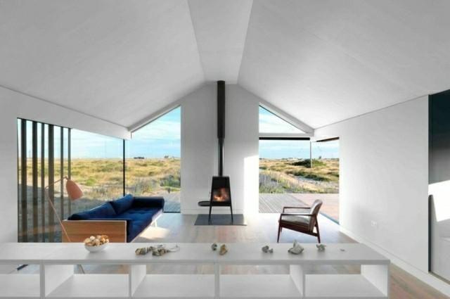 Moderne Häuser U2013 50 Ideen Für Die Inneneinrichtung #beton #ikea #grundriss  #boklok