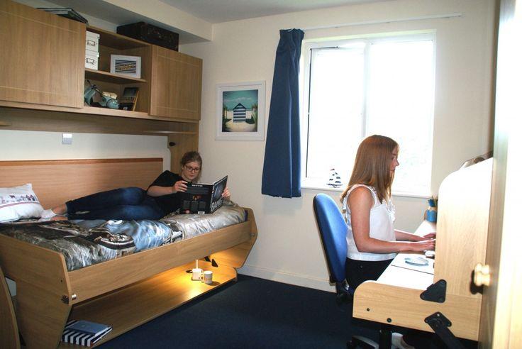 Studybed Room at Glasney Student Village
