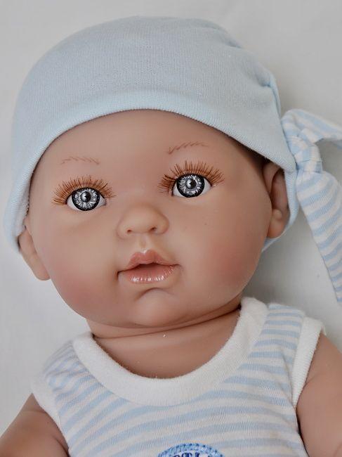 Realistické miminko chlapeček Tonino pirát  od firmy Vestida de Azul