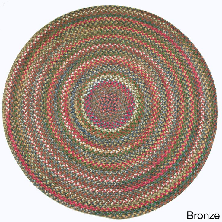 Best 25 Round Braided Rugs Ideas On Pinterest Braided