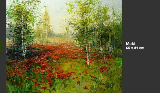 Pawel Lacki - painture