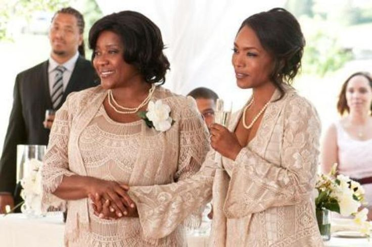 "Angela Bassett & Loretta Devine...in ""Jumping the Broom"""