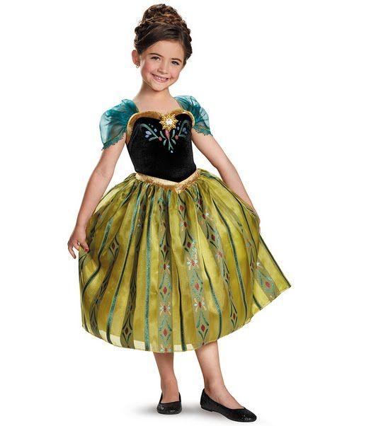Disney Store - Colectia De Luxe Frozen - Anna NOU Marimea 4/6 ani Pret 120 lei