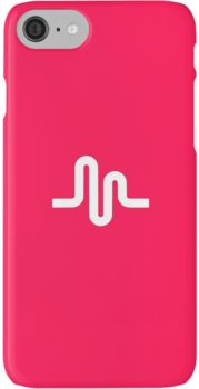 Musical.ly symbol music.ly musically iPhone 7 Cases