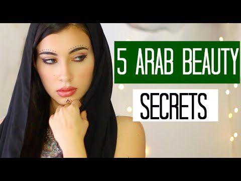 5 Ancient Arab Beauty Secrets - YouTube