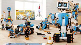 Lego-boost: Roboter-Bausatz im Hands-on