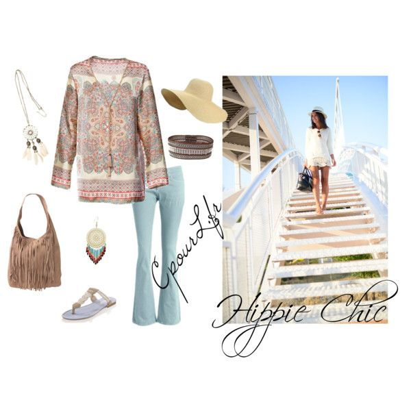 HIPPIE 2015 CPOURL by cpourl-chantal on Polyvore featuring mode