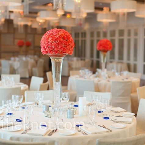 51 Best Images About Malibu Blue And Coral Wedding On Pinterest Coral Weddings Carnation