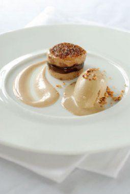 Chocolade, koffie en hazelnootjes - Culinaire Ambiance - Recept Peter Goossens !