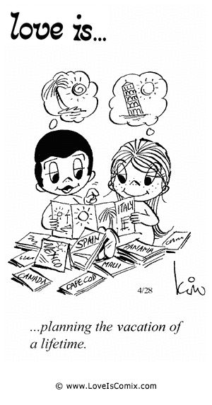 Love is... Comic Strip, Love Comic, Love Quotes, Love Pictures - Love is... Comics - Comic for Mon, Mar 25, 2013