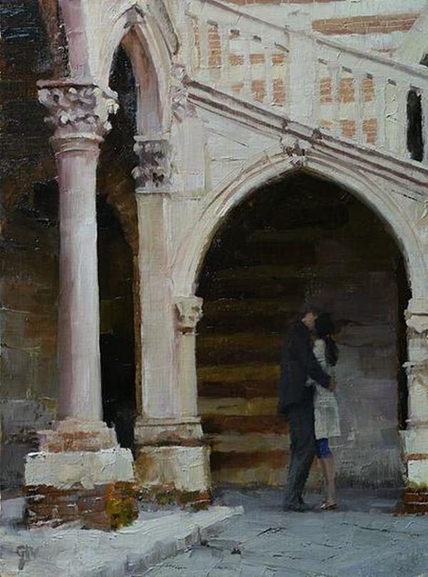 ~ George Bodine: Venice Betraya