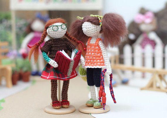 Amigurumi Doll Book : Best my fancyknittles crochet dolls images