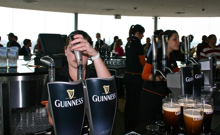 How apropos!  Wish I was back in Dublin for St. Pattys!!