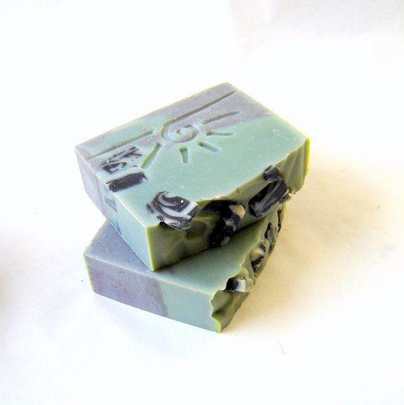 Sugar Plum Soap / Handmade Vegan Soap / Limited by SoapForYourSoul, $6.00