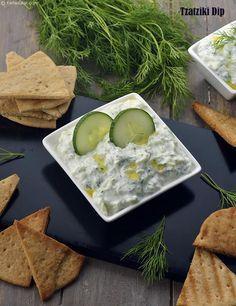 Tzatziki Dip, Lebanese Hung Curd and Cucumber Dip
