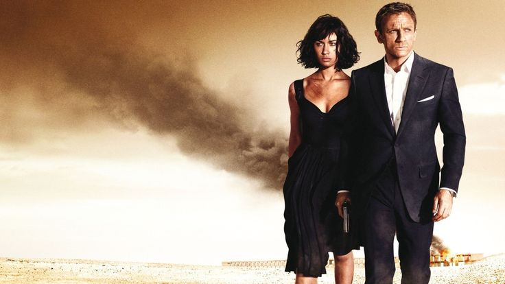 Quantum of Solace (2008-10-30) Quantum of Solace continues the adventures of James Bond after Casino Royale. Betrayed by Vesper, the woman he loved, 007 fights the urge to make his latest mission personal. Pursuing his determination to uncover the truth, Bond and M interrogate Mr. White, who reveals that the organization that blackmailed Vesper is far more complex and dangerous than anyone had imagined.