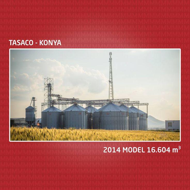 Tahıllar Mysilo ile mutlu!  www.mysilo.com  #mysilo #silo #silos #grain #grainstorage #tahıl #çelik #steel