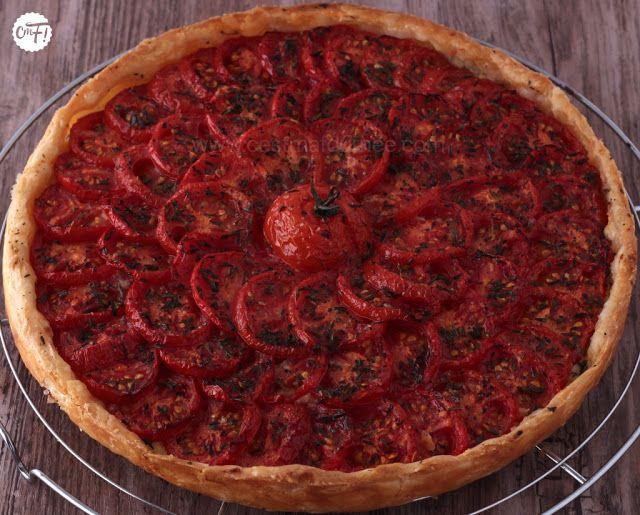 C'est+ma+fournée+!:+La+tarte+aux+tomates+et+aux+amandes+de+Yotam+Ottol...