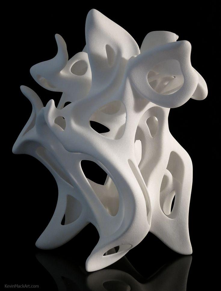 3D printed shape