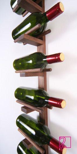 Modern Wine Cellars - Wine Rack