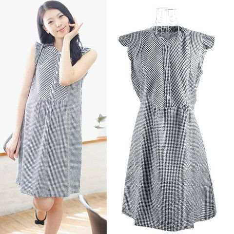 Maternity Nursing Pregnant Women's Dress $27.99 CAD