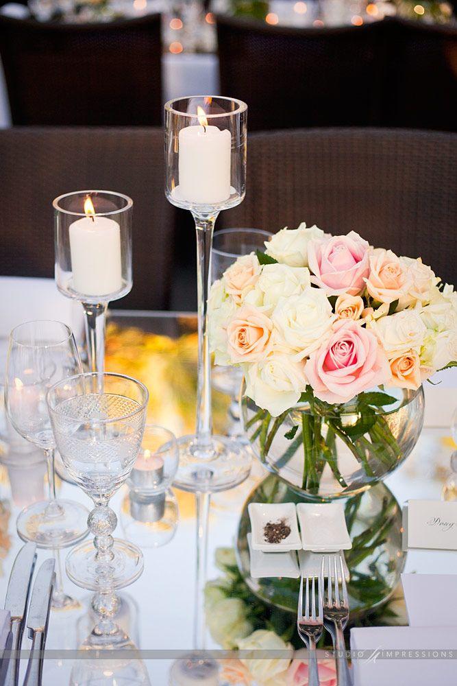 Wedding Reception Flowers - Mondo Floral Designs