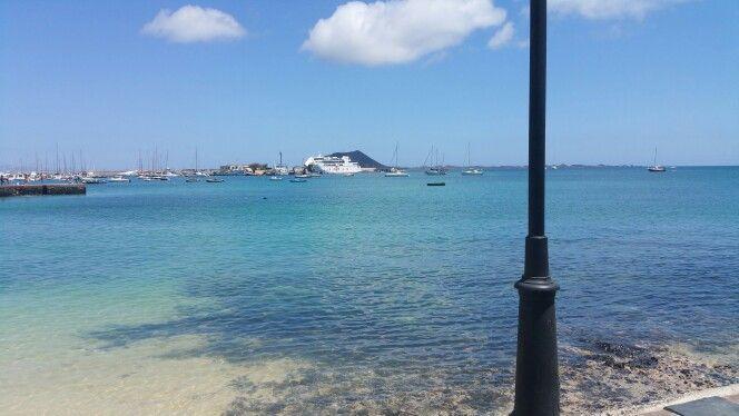 Corralejo Port