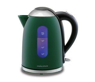 Accents Green Jug Kettle