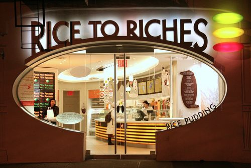 One of my favorite places in the city now!  Rice To Riches | New York