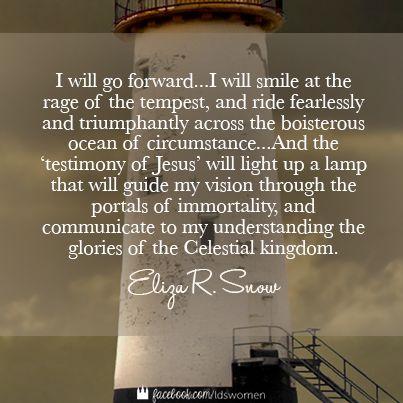 Go Forward! #lds #quotes #mormon                                                                                                                                                                                 More